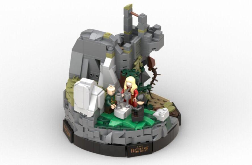 Set Lego La Storia Fantastica