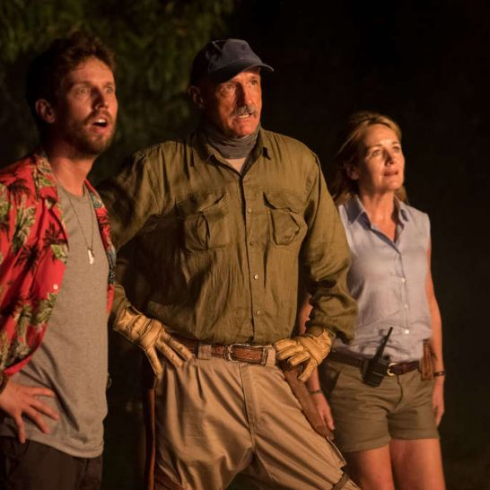 Tremors Shrieker Island Michael Gross