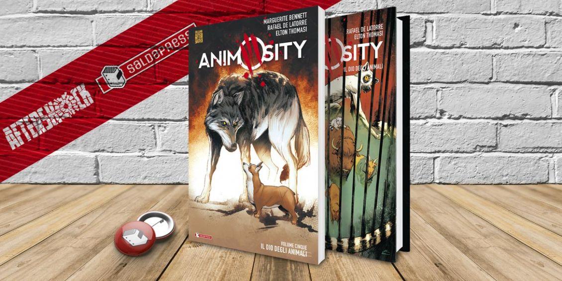 Animosity il dio degli animali
