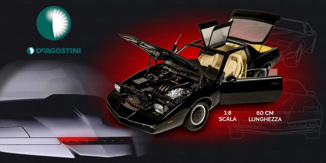 K.I.T.T. De Agostini Supercar