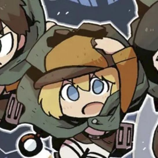 Detective Armin attacco dei giganti