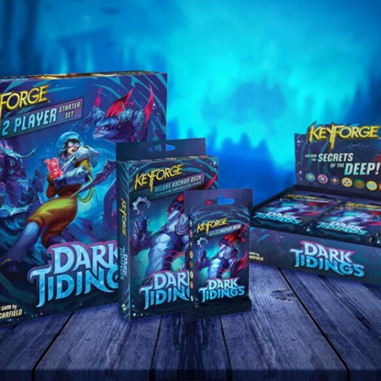 Dark Tidings Keyforge