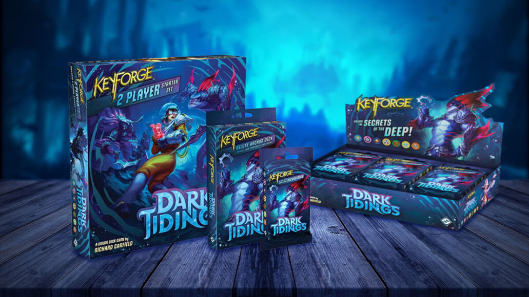 Dark Tidings Keyforge
