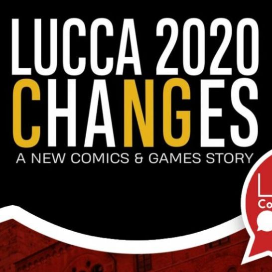 Lucca Comics 2020 lucca changes