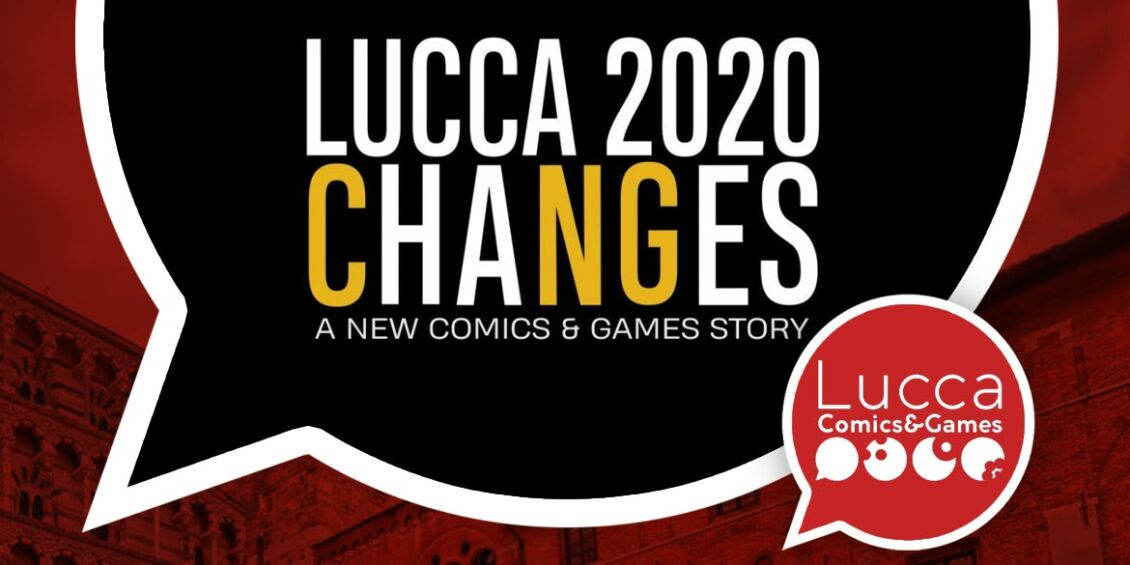 Lucca Comics 2020 lucca changes