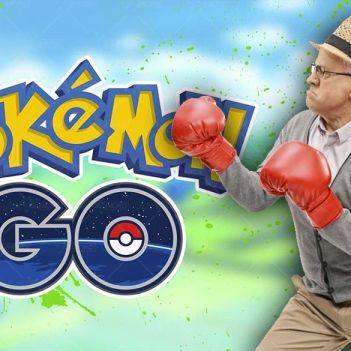 Pokémon Go Palestra