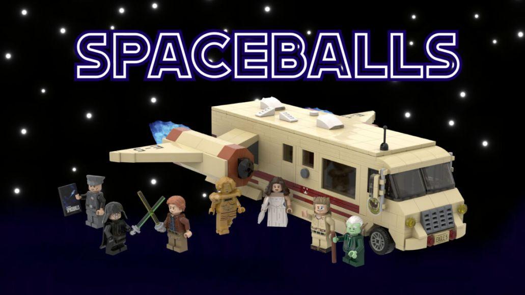 Balle Spaziali LEGO