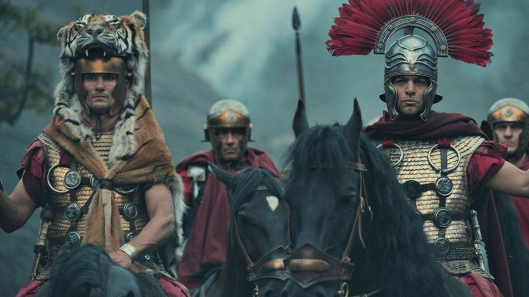 Barbari: online il teaser trailer della serie Netflix ambientata nel 9 d.C.  - Justnerd.it