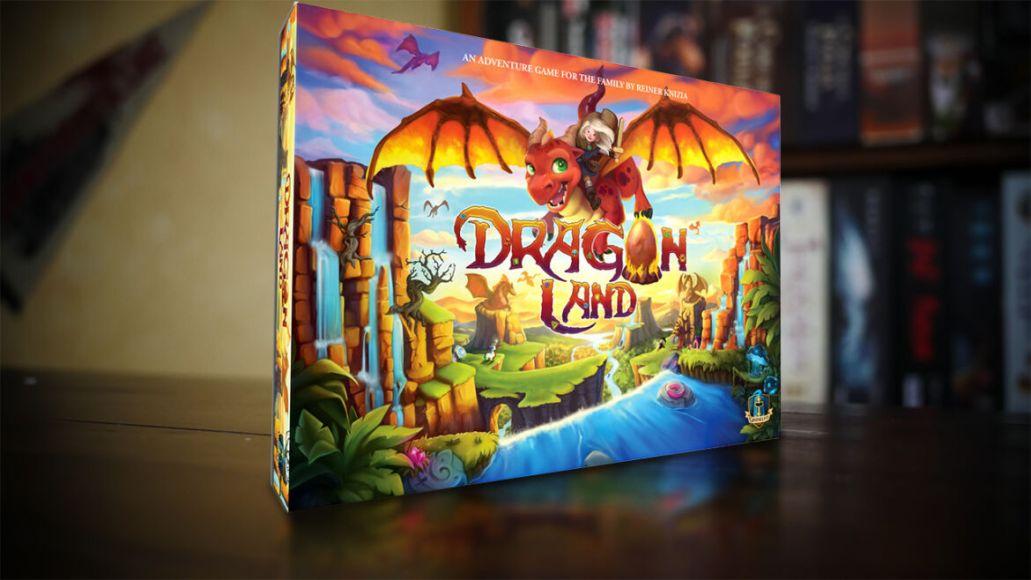 Dragonland Reiner Knizia