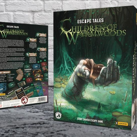 Escape Tales Children of Wyrmwoods