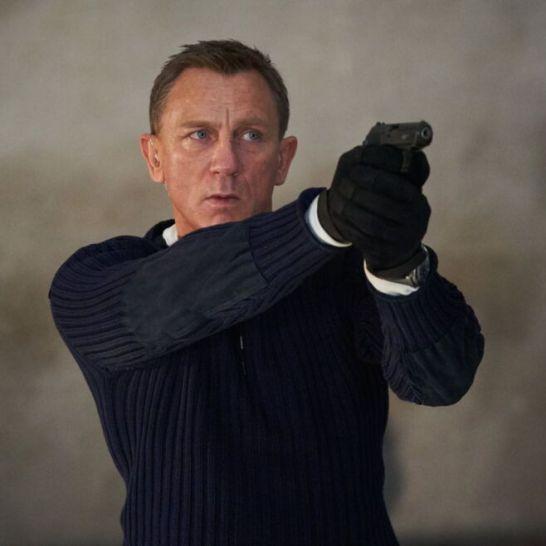James Bond Daniel Craig No Time To Die