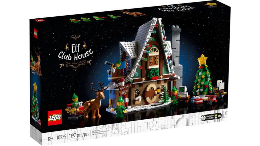 LEGO Elf Club House 2