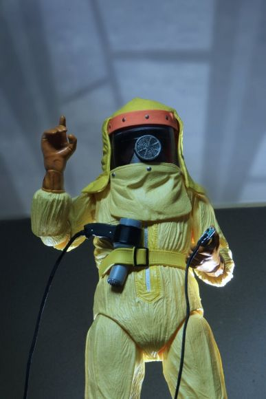 NECA Tales from Space Marty Figure