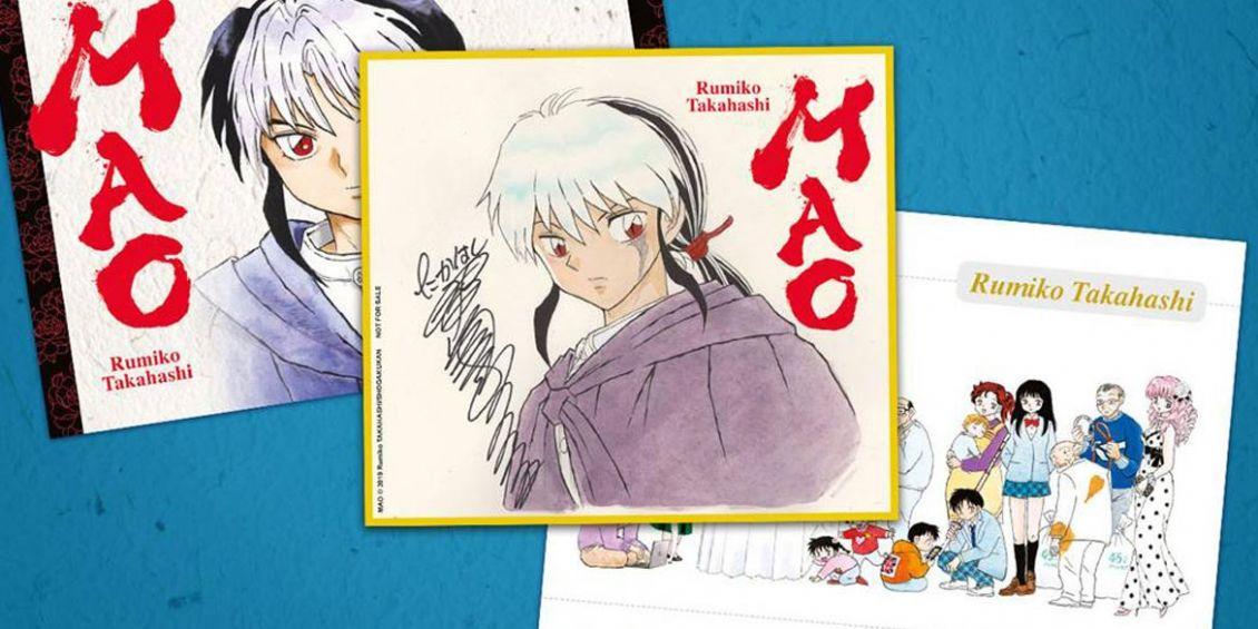 Rumiko Takahashi Special Pack edizioni star comics