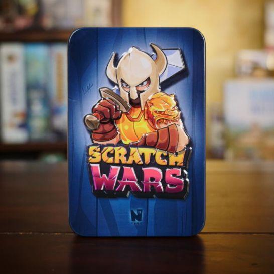 Scratch Wars 2