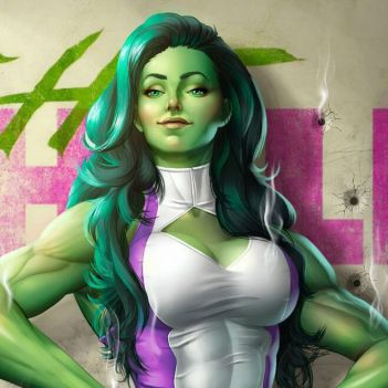 She Hulk serie TV Marvel