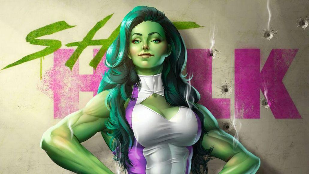 She Hulk serie TV Marvel
