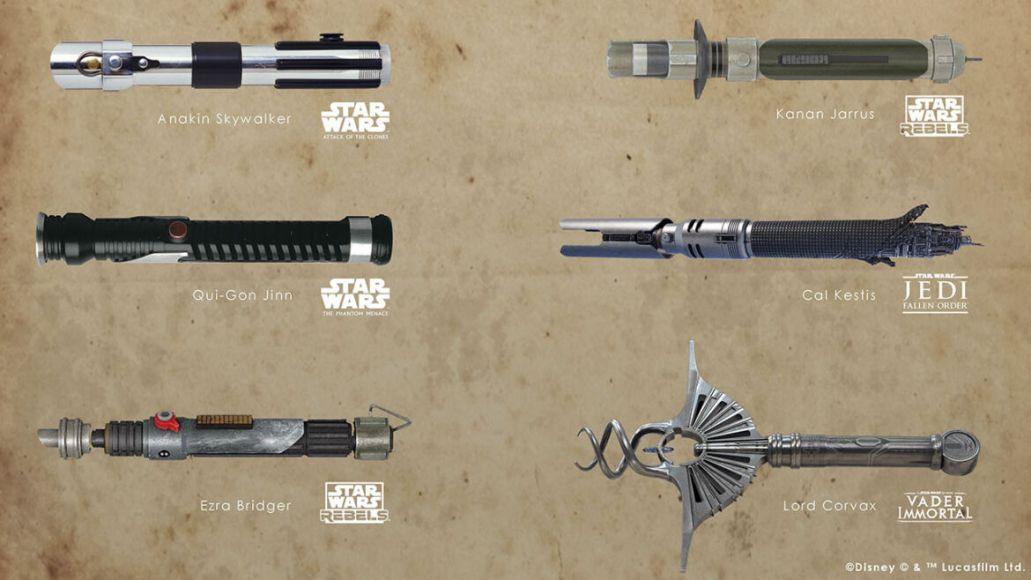 Spade Laser Star Wars Galaxys Edge