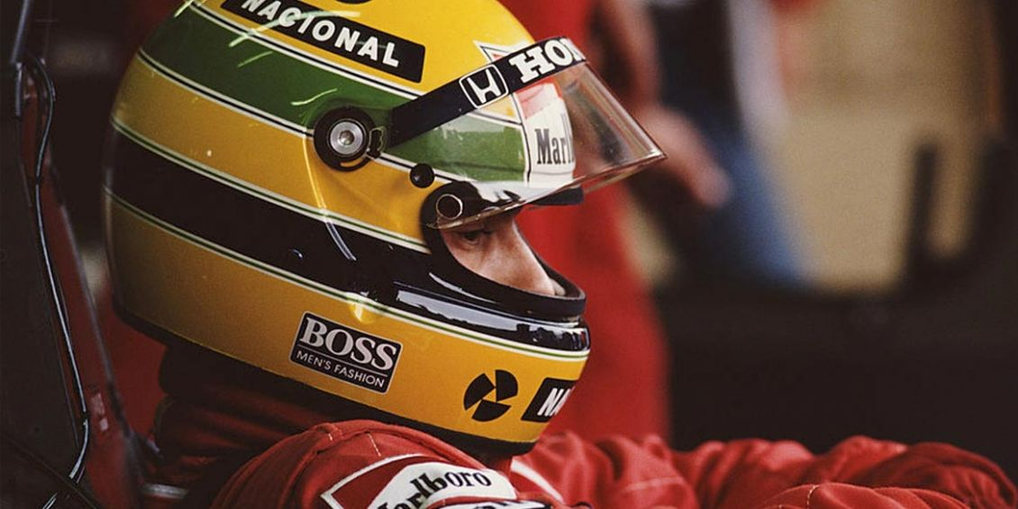 Ayrton Senna serie TV Netflix