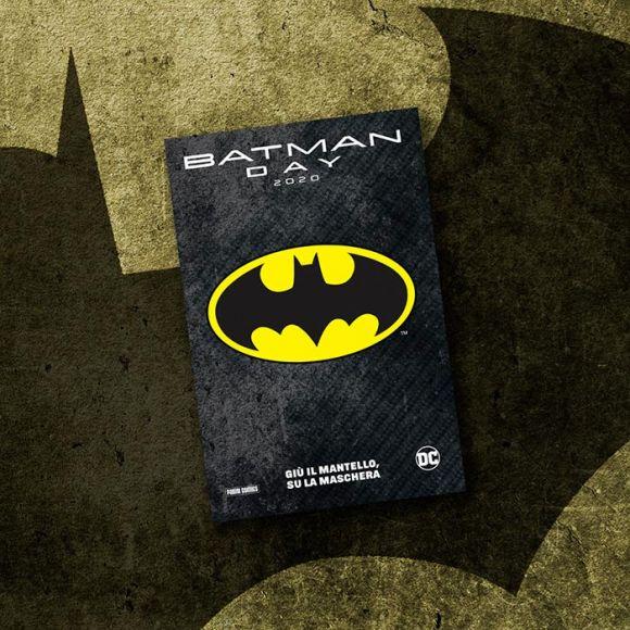 batman day 2020 fumetto