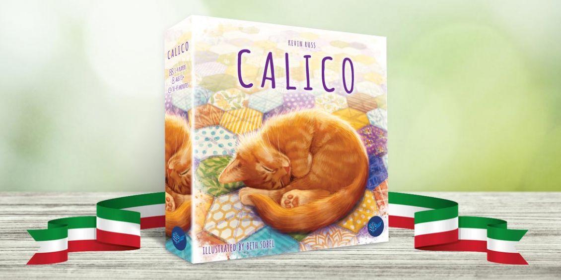 calico versione italiana