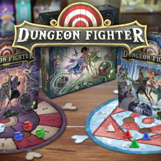 dungeon fighter kickstarter
