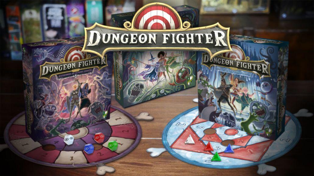 dungeon fighter kickstarter