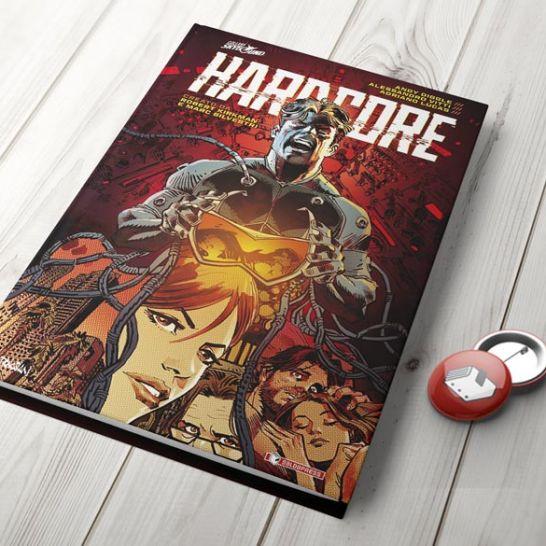 hardcore saldapress