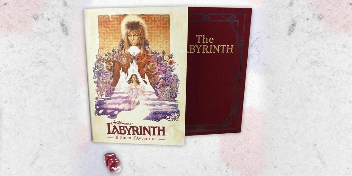 labyrinth gdr in italiano