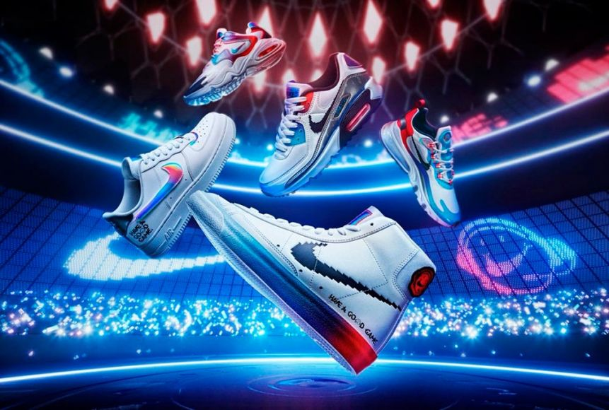 league of legends sneaker nike modelli