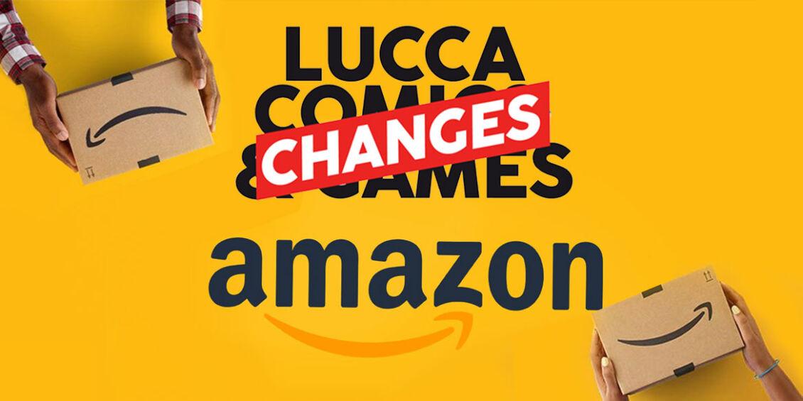 lucca comics 2020 amazon