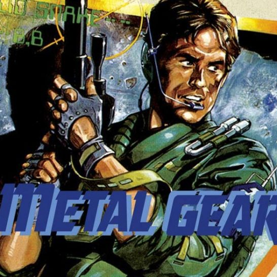 metal gear konami