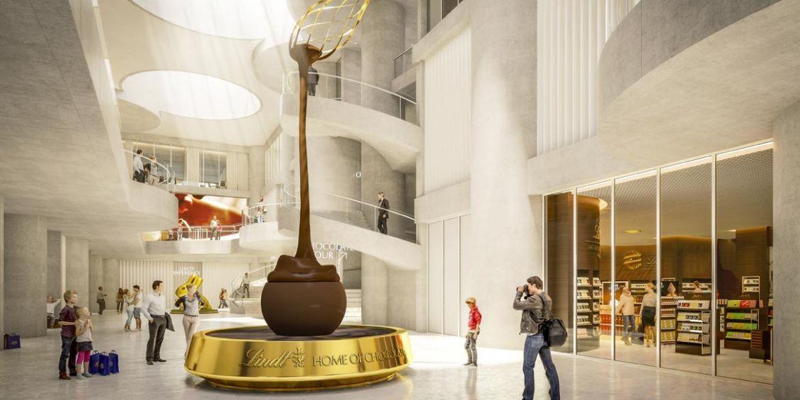 museo del cioccolato lindt