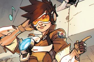 overwtach tracer london calling fumetto