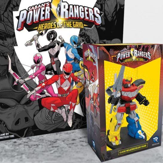 power rangers megazord figure