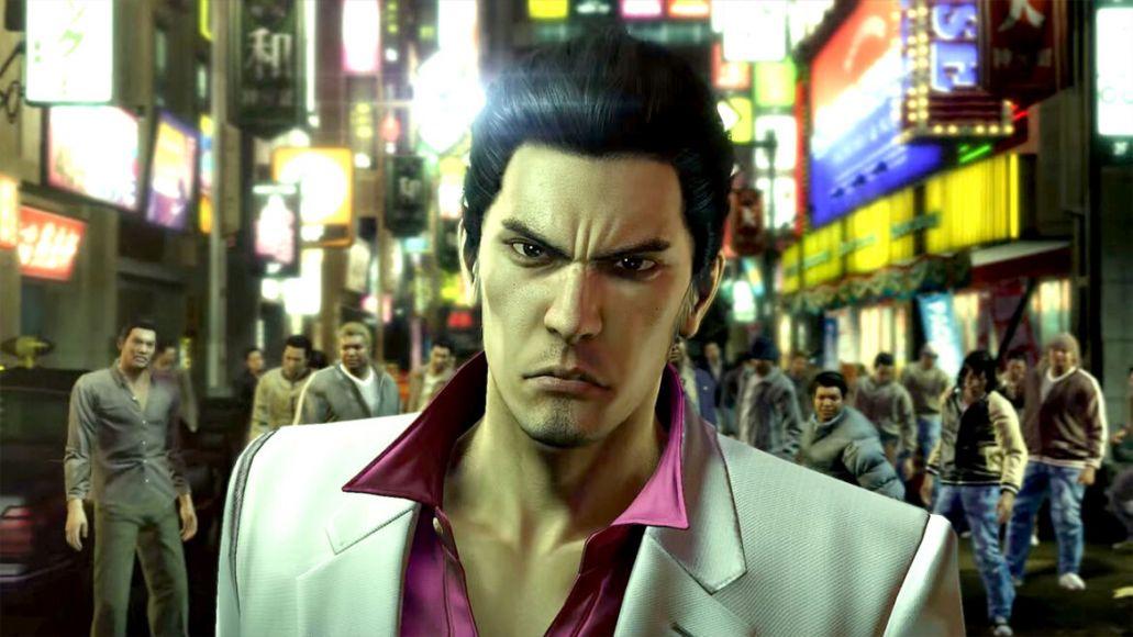 sega yakuza live action