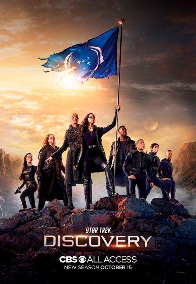 star trek discovery 3 poster