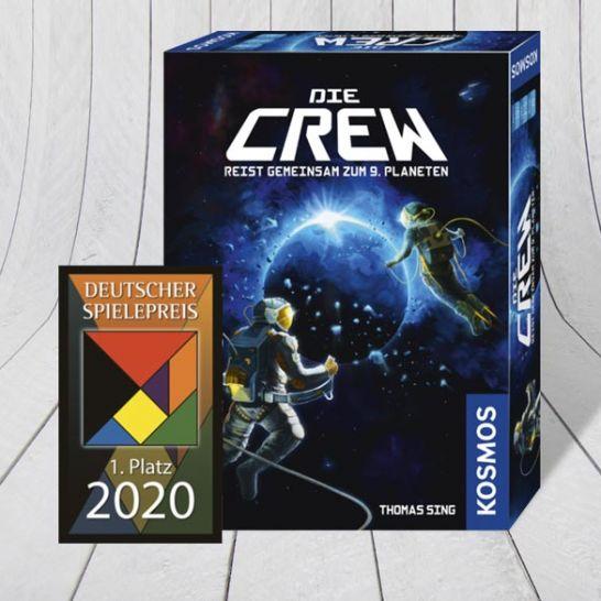 the crew die crew Deutschen Spielepreis 2020