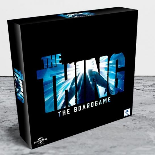 the thing the boardgame