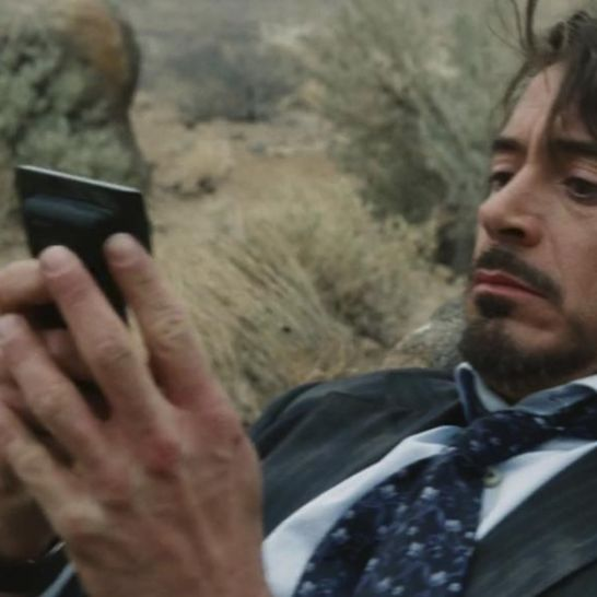 tony stark telefono iron man