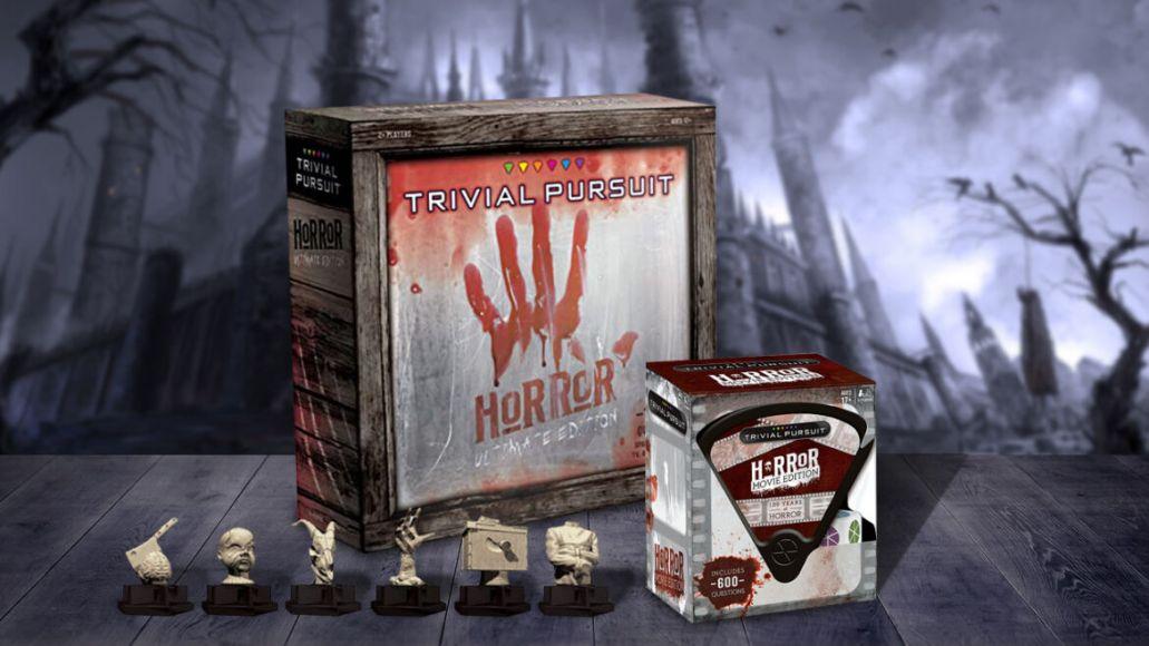 trivial pursuit horror edition