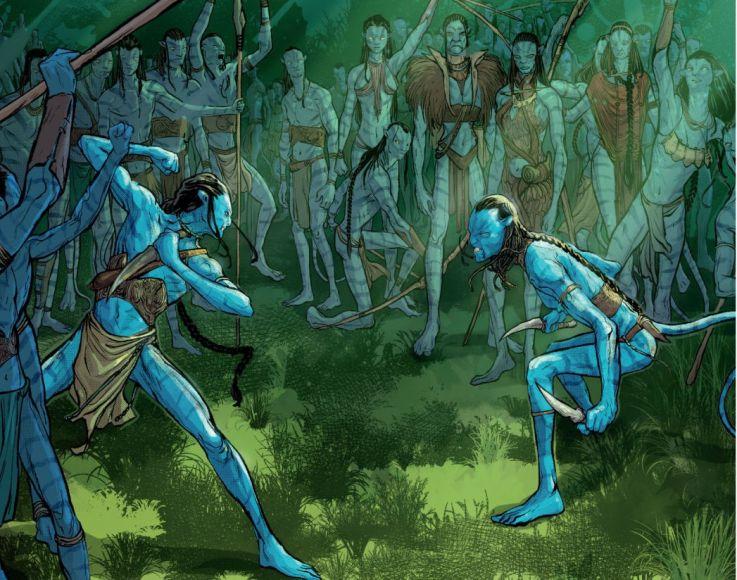 Avatar The Next Shadow