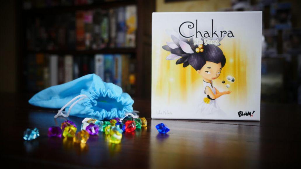 Chakra Yin Yang 4