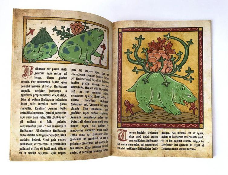Codex Pokemonus