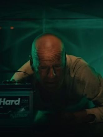 Die hard Spot Bruce Willis