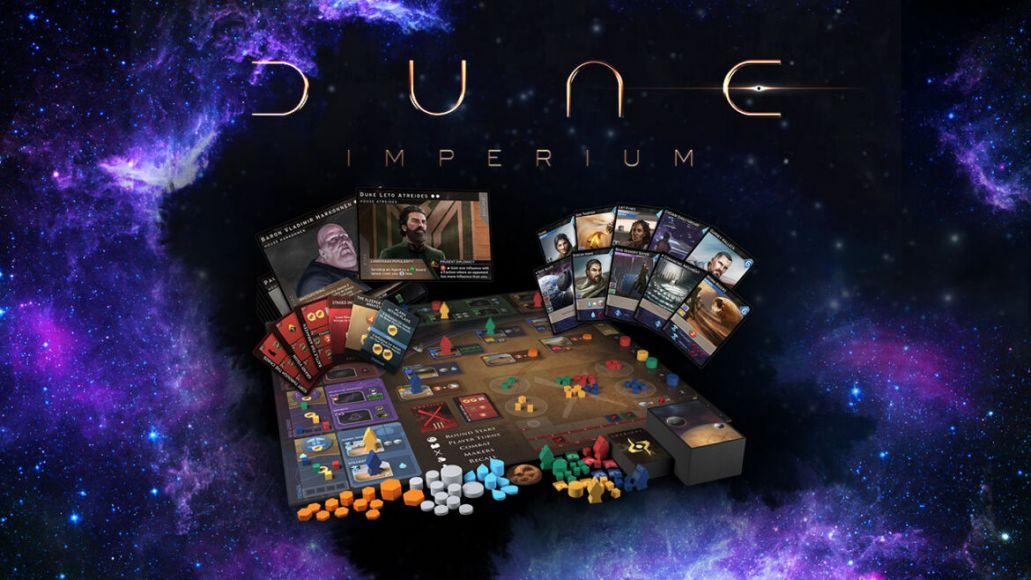 Dune Imperium italiano