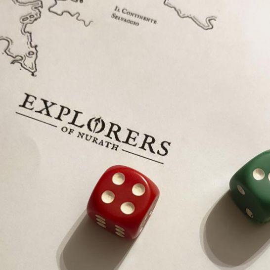 Explorers of Nurath copertina