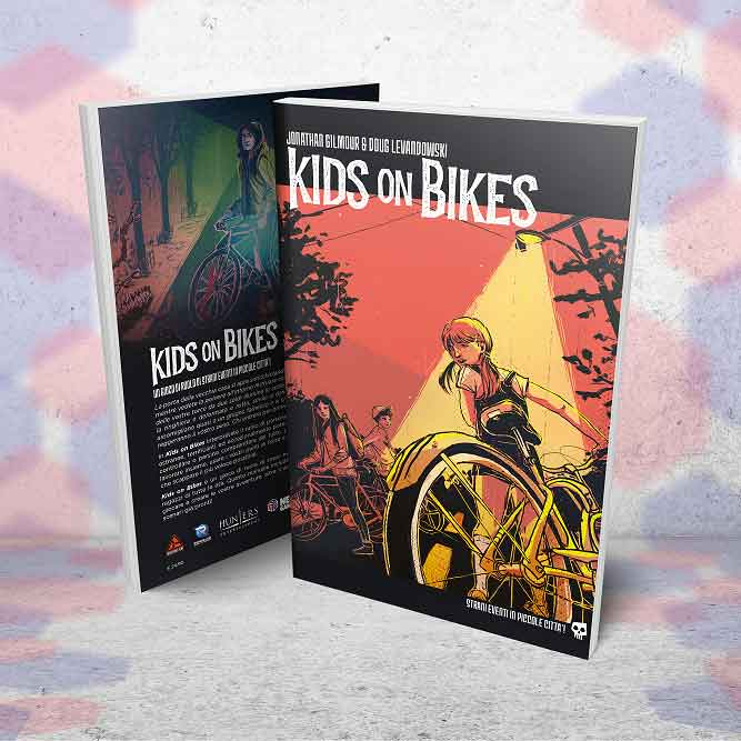 Need games lucca changes Kids on Bikes