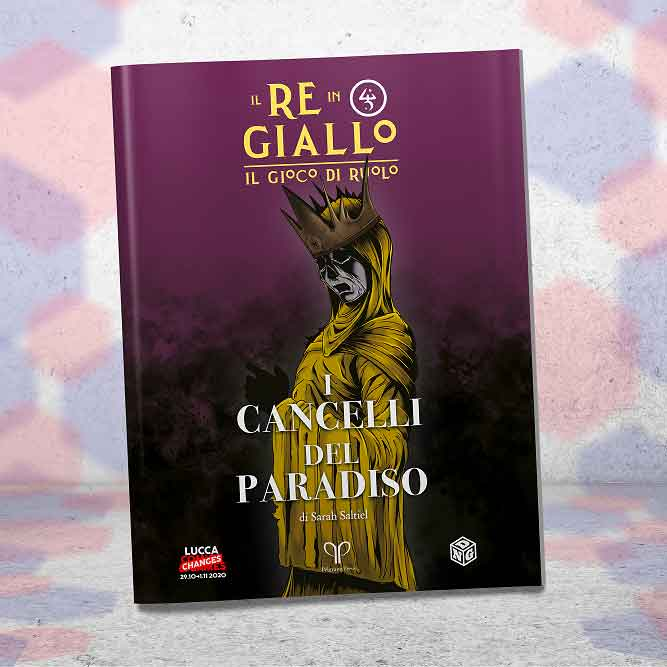 Re in giallo cancelli del paradiso Need games lucca changes