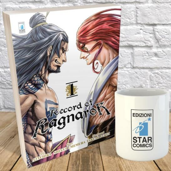 Record of Ragnarok manga start comics